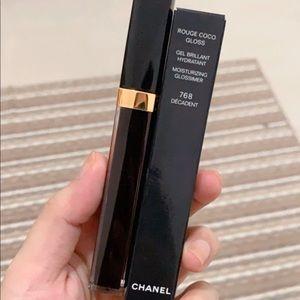Chanel coco gloss